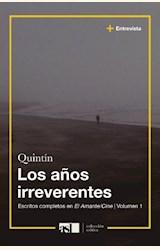 Papel QUINTÍN. LOS AÑOS IRREVERENTES.VOL. 1