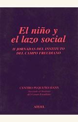 Papel NIÑO Y EL LAZO SOCIAL, EL