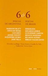 Papel 6 POETAS DE ARGENTINA & 6 POETAS DE BRASIL