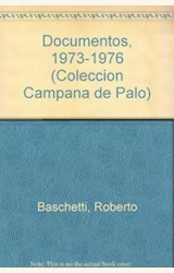 Papel DOCUMENTOS 1973-1976 VOLUMEN II