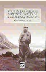 Papel VIAJE EN LAS REJIONES SEPTENTRIONALES DE LA PATAGONIA (1862-1863)