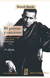 Papel 80 POEMAS Y CANCIONES