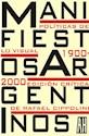Libro Manifiestos Argentinos