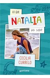 E-book Lo que Natalia no sabe