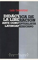 Papel DIDACTICA DE LA LIBERACION ARTE CONCEPTUALISTA LATINOAMERICANO