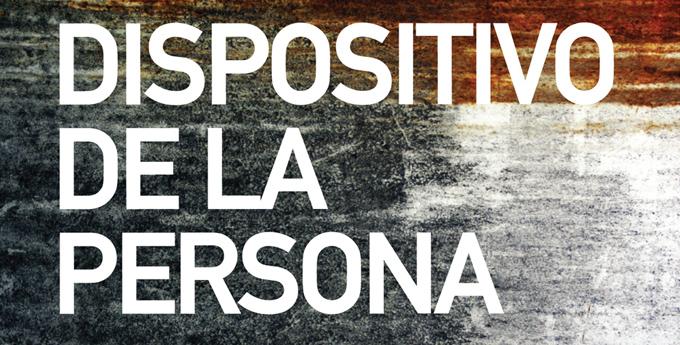 Roberto Esposito: El dispositivo de la persona