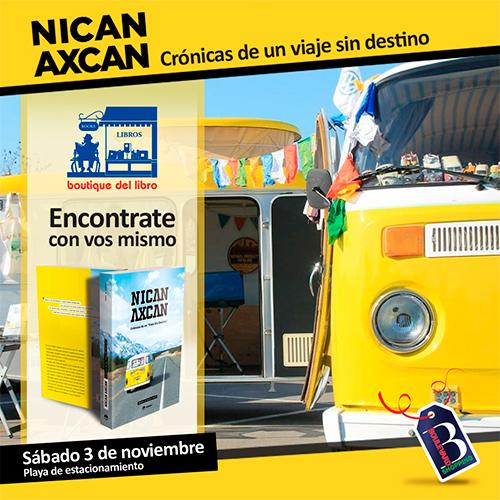 Nican Axcan: Crónicas de un viaje sin destino
