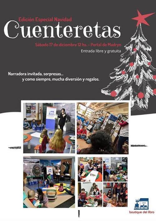 Edición Especial Navidad Cuenteretas