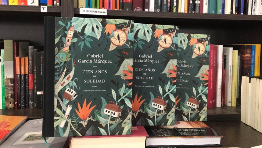 """Luisa Rivera: """"Ilustrar `Cien años de soledad´ me permitió entender sus otras capas"""""""