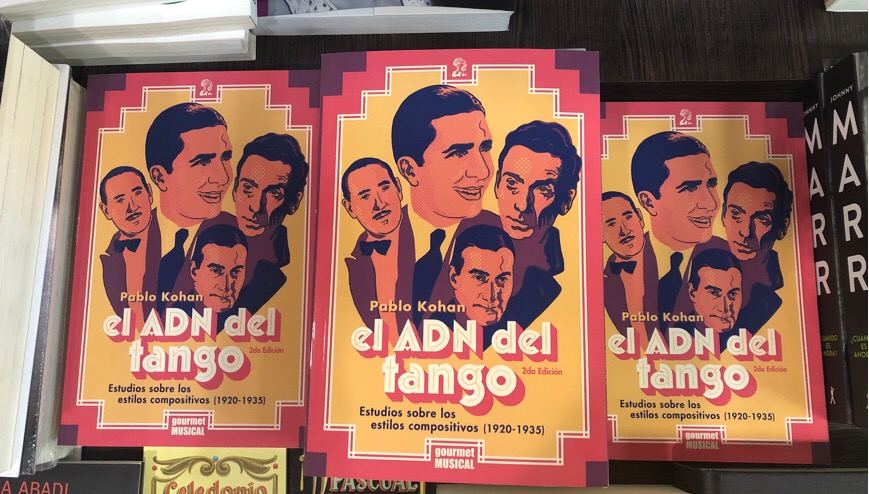 """Pablo Kohan: """"La clave genética del tango está en la música y, más estrictamente, en la composición, el puntapié del proceso creativo"""""""