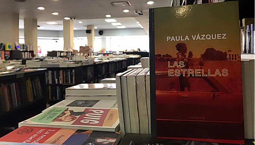 """Paula Vázquez: """"El trabajo de sacar a la luz es difícil pero siempre se me presentó como una necesidad vital"""""""