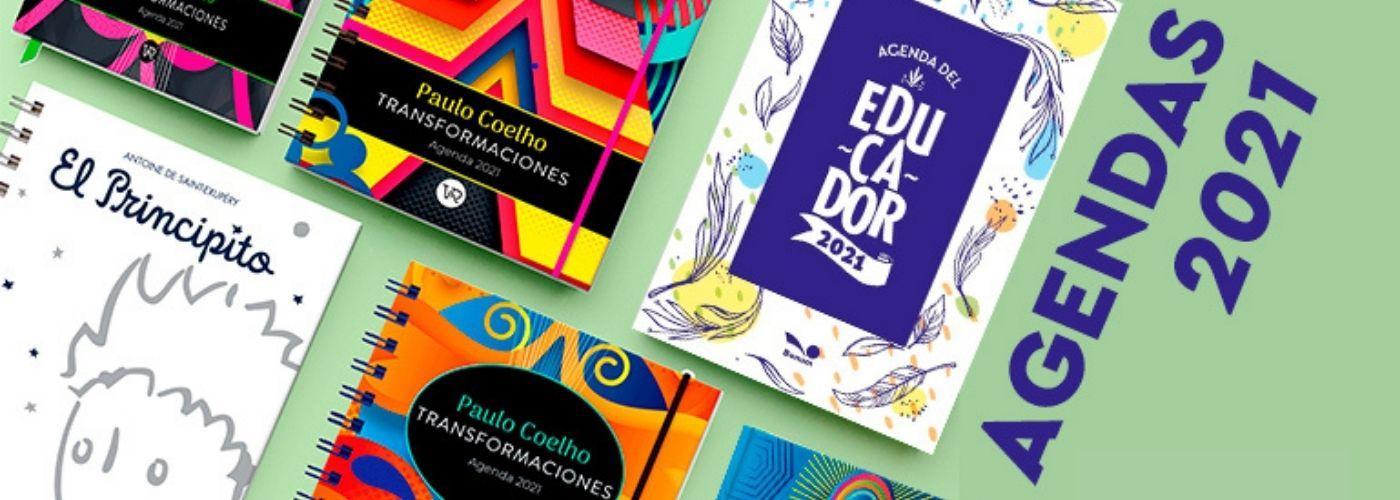 AGENDAS 2021: PLANIFICÁ Y CREA EL 2021 CON ESTAS HERMOSAS AGENDAS
