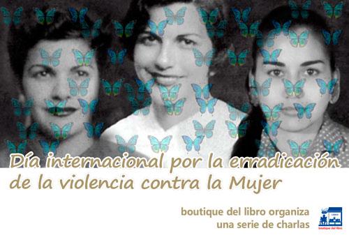 Charlas debate por la erradicación de la violencia contra la mujer