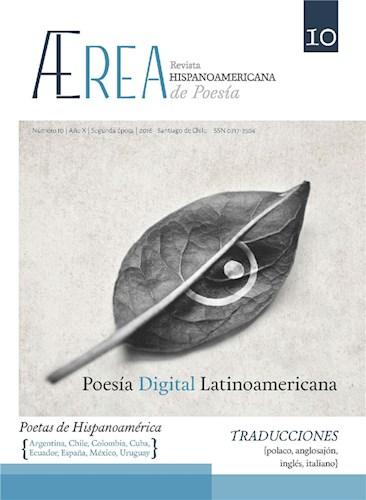 Ærea. Revista Hispanoamericana de Poesía N° 10