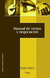 Manual de ventas y negociación