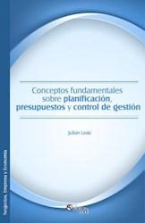 Conceptos fundamentales sobre planificación, presupuestos y control de gestión