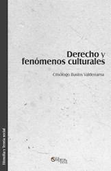 Derecho y fenómenos culturales