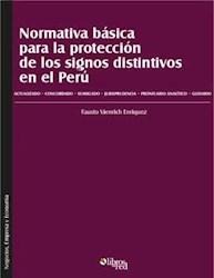 Normativa básica para la protección de los signos distintivos en el Perú
