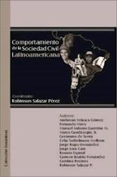 Comportamiento de la sociedad civil latinoamericana