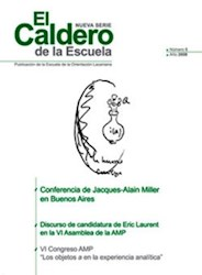 CALDERO 5, EL CLINICA POLITICA EPISTEME PASE