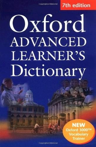 OXFORD ADVANCED LEARNER'S DICTIONARY 7.ED.- PB +