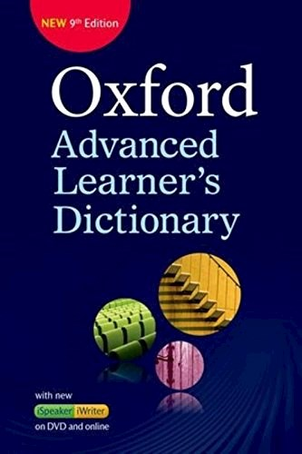OXFORD ADVANCED LEARNER'S DICTIONARY 9ED PAPERBAC