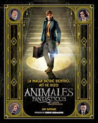 ANIMALES FANTASTICOS  MAGIA DESDE ADENTRO