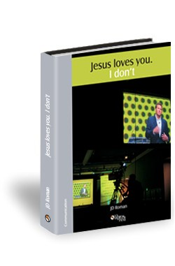 Libro Jesus loves you. I don't
