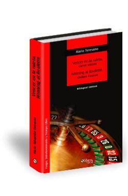 Libro Vencer en la ruleta. Winning at Roulette