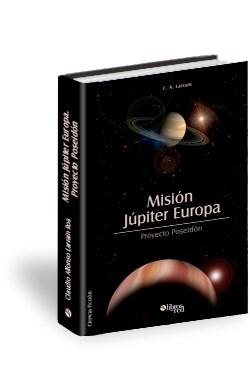 Libro Misión Júpiter Europa. Proyecto Poseidón
