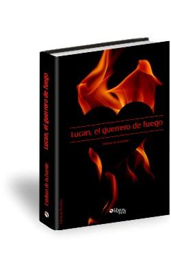 Libro Lucan, el guerrero de fuego