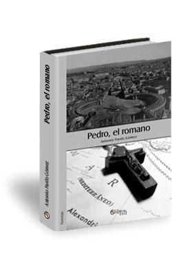 Libro Pedro, el romano