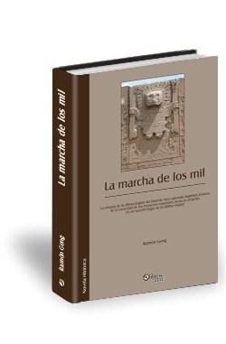 Libro La marcha de los mil