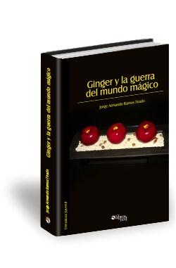 Libro Ginger y la guerra del mundo mágico
