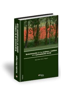 Libro Rememoración de las víctimas y cambios en el pensamiento social