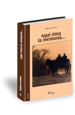 Libro Aquí rima la memoria...