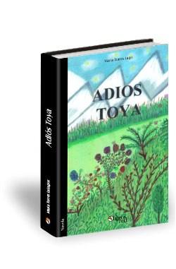 Libro Adiós, Toya