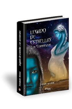 Libro Legado de estrellas. Los comienzos