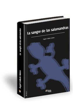 Libro La sangre de las salamandras