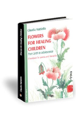 Libro Flowers for Healing Children from birth to adolescence. A handbook for parents and therapists