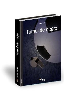 Libro Fútbol de negro