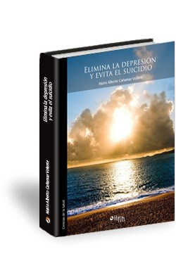 Libro Elimina la depresión y evita el suicidio