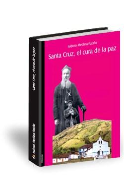 Libro Santa Cruz, el cura de la paz