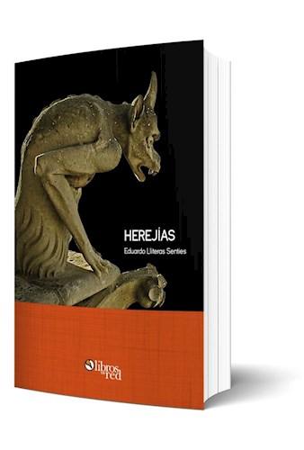 Libro Herejías. Las piras de la censura y los libros prohibidos