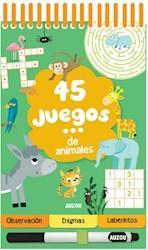 45 JUEGOS DE ANIMALES