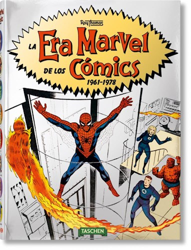 ERA MARVEL DE LOS COMICS