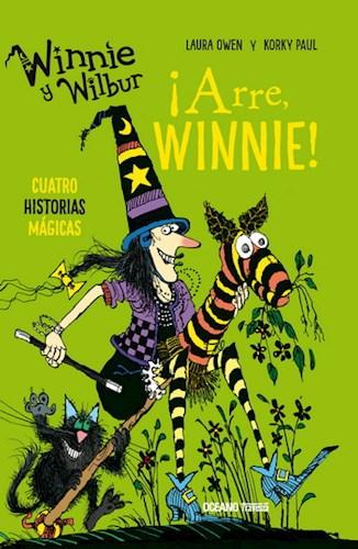 WINNIE Y WILBUR. ARRE WINNIE! CUATRO HISTORIAS MA