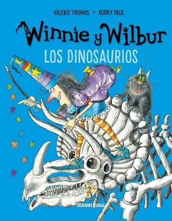 WINNIE Y WILBUR, LOS DINOSAURIOS