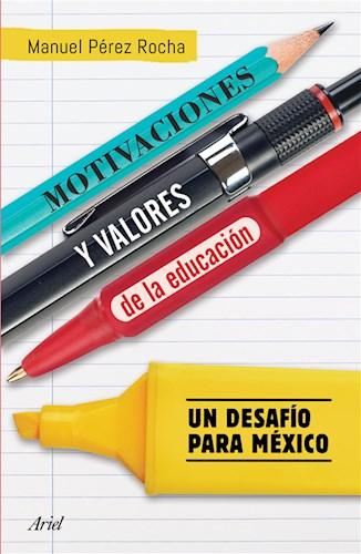 Motivaciones y valores de la educación