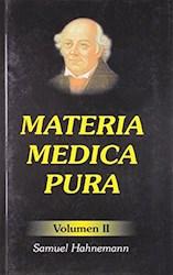 MATERIA MEDICA PURA X 2 T.